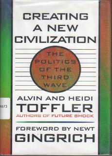Gingrich writes foreword for New Age, Anti-Constitution book.