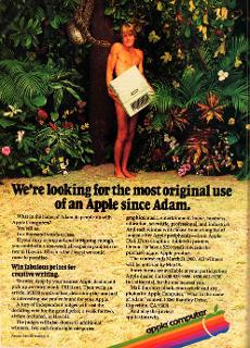 What is the best use of an apple since Lucifer used one in the garden of eden?